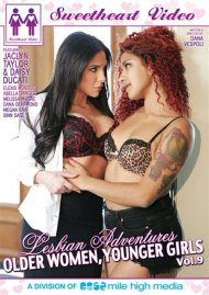 Lesbian Adventures: Older Women Younger Girls Vol. 9 Porn Video
