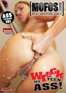 Wreck My Teen Ass! Porn Video