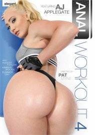Anal Workout 4 HD DVD porn movie from Elegant Angel.