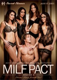 MILF Pact Vol. 2 HD DVD porn movie from Sweet Sinner.