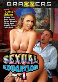 Sexual Education Vol. 4 streaming porn video from Brazzers.