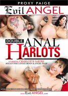 Double Anal Harlots Porn Movie