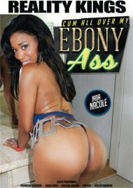 Cum All Over My Ebony Ass porn DVD from Colette.