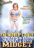 World's Only Squirting Midget, The Porn Video