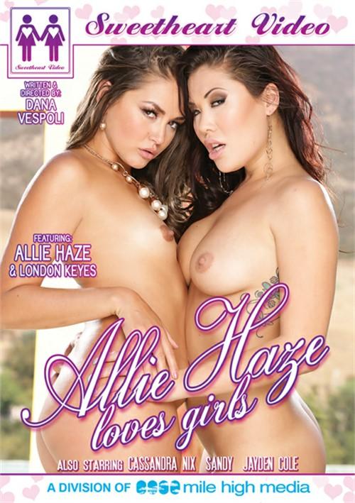 Allie Haze Loves Girls (2012)