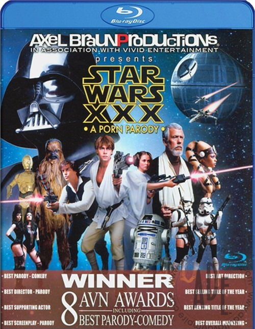 Star Wars Xxx A Porn Parody 2011  Adult Dvd Empire-3747