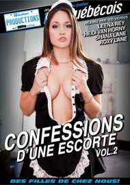 Confessions Dune Escorte Vol. 2: Confessions Of An Escort Porn Movie