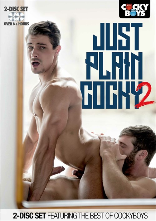 Just Plain Cocky 2 Boxcover