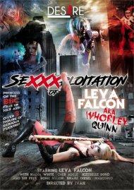 SeXXXploitation Of Leya Falcon AKA Whorley Quinn Porn Video