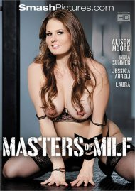 Masters Of MILF porn DVD from Smash Pictures.