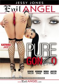 Pure Gonzo porn video from Evil Angel.