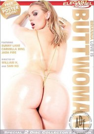 Brianna Love is Buttwoman Movie