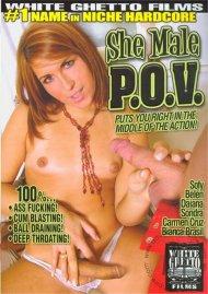 She Male P.O.V. Porn Movie