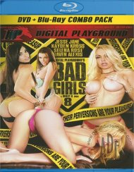 Bad Girls 8 (DVD + Blu-ray Combo) Blu-ray Movie