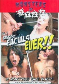 Monsters Of Jizz Vol. 7: Biggest Facials Ever!! Porn Movie