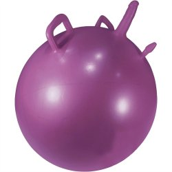 Pink Diamond: Double Magic Ball - Purple Sex Toy