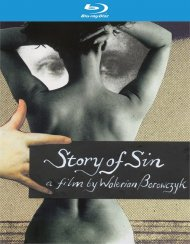 Story of Sin (Blu-ray + DVD Combo) Blu-ray Movie