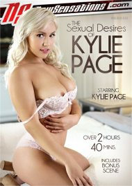 The Sexual Desires Of Kylie Page porn DVD from New Sensations.