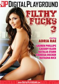 Filthy Fucks 3 streaming porn video from Digital Playground!