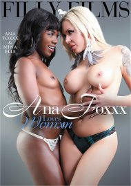 Ana Foxxx Loves Womxn porn DVD from Filly Films.