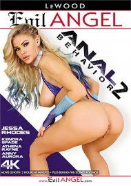 Anal Behavior 2 porn DVD from Evil Angel
