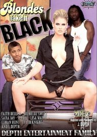 Blondes Take It Black Porn Movie