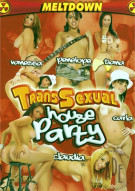 Transsexual House Party Porn Movie