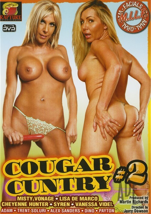 Cougar Cuntry #2 (2009)