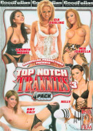 Top Notch Trannies 4-Pack #3 Porn Movie