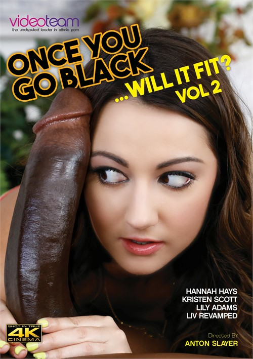 Once You Go Black    Will It Fit? Vol  2 (2018)