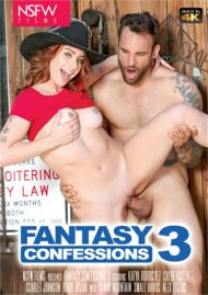 Fantasy Confessions 3 porn DVD from NSFW Films.
