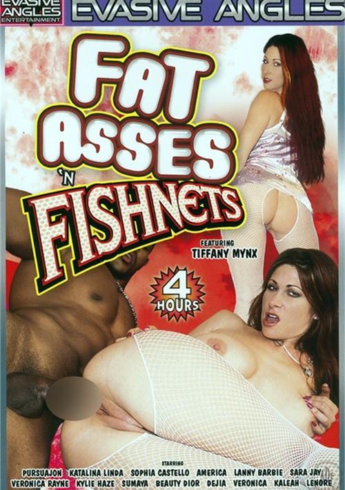 Fat Asses N Fishnets
