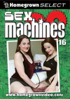 Sex Machines 16 Boxcover