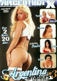 Argentina Amateurs #3 Porn Movie