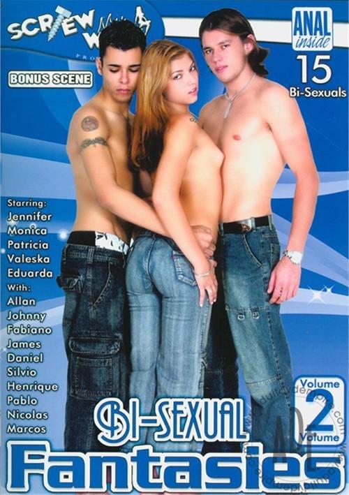 Bi-Sexual Fantasies Vol. 2