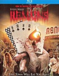 Steve Niles Remains Blu-ray Movie