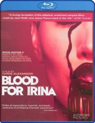 Blood For Irina (Blu-ray + DVD Combo) Blu-ray Movie