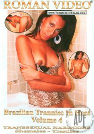 Brazilian Trannies In Heat Vol. 4 Porn Movie