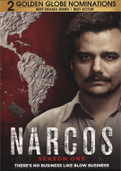 Narcos: Season One (DVD + UltraViolet) Movie