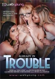 Already In Trouble HD porn movie from Web Young.