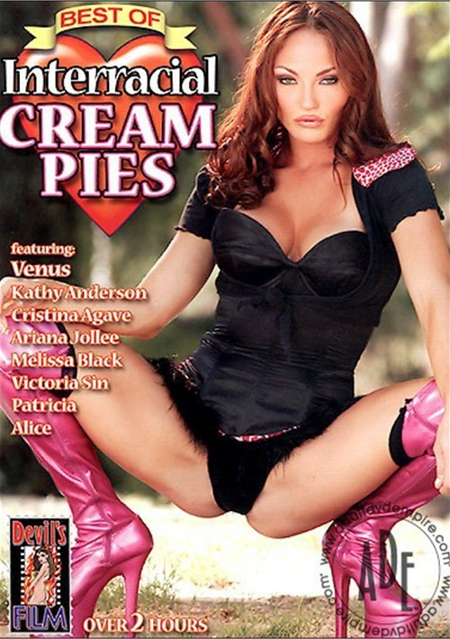Cream dvd interracial pie