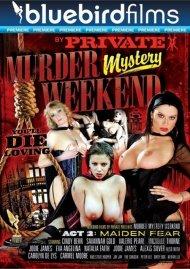 Murder Mystery Weekend Act 2: Maiden Fear Porn Video