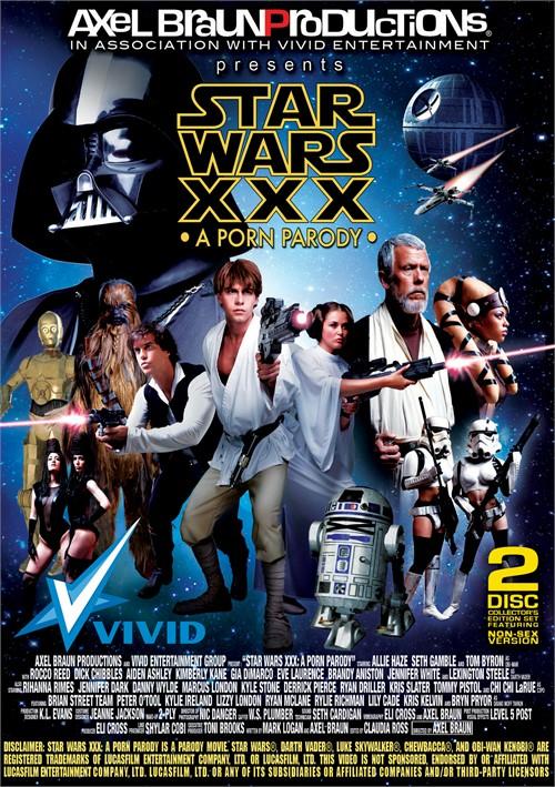 Star Wars XXX A Porn Parody porn video