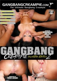 Gangbang Creampie 2: Squirters Edition Movie