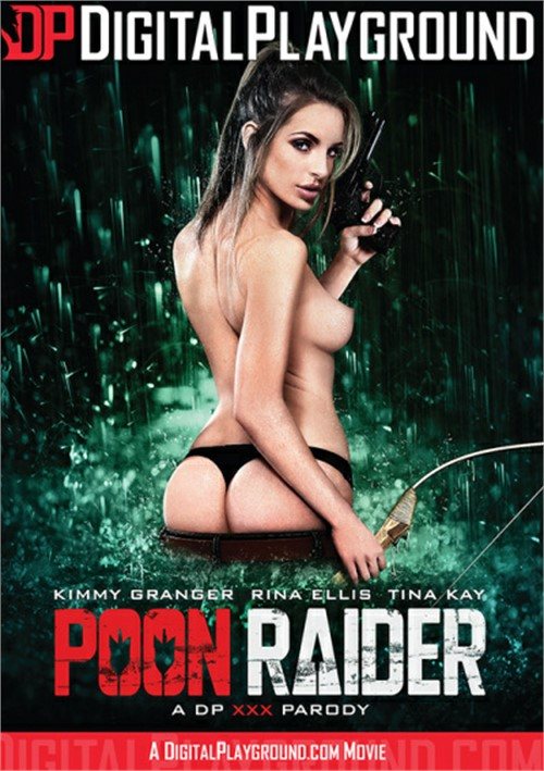 Poon Raider 2018  Adult Dvd Empire-4596