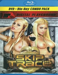 Skip Trace (DVD+ Blu-ray Combo) Blu-ray