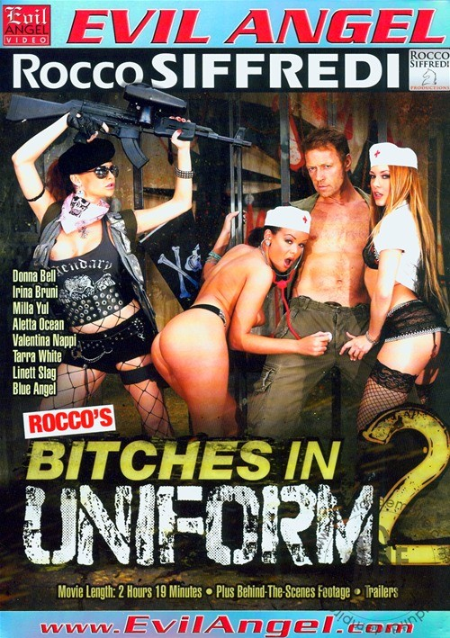 Roccos Bitches In Uniform 2