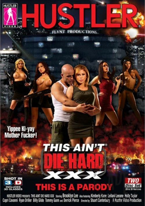 This Aint Die Hard Xxx 3D 2013  Adult Dvd Empire-6833