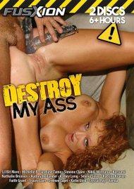 Destroy My Ass Porn Movie
