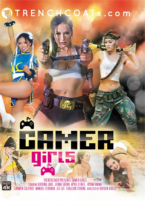 Gamer Girls (2018)
